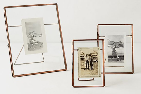 Stylish photo frames