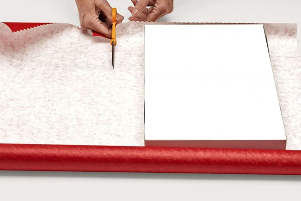 Cut Wrapping Paper