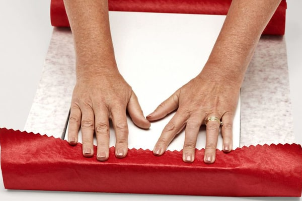 Fold The Wrapping Paper