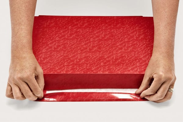 Get Rid Of Excess Wrapping Paper